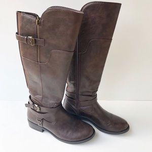 G by Guess Riding Boots